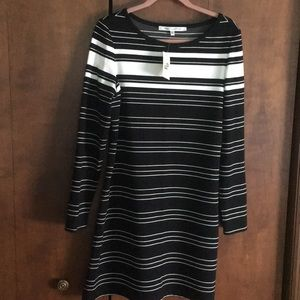 Brand-New with tags fall unstructured dress.